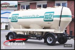 Spitzer Silo, 32m³, 32.000 Liter, 3 Kammern, trailer