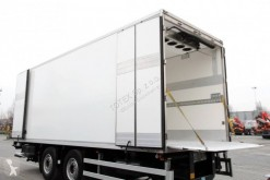 Igloocar Refrigerated trailer / 18 epal / Carrier Supra 850 / BAR 1500kg lift trailer used refrigerated