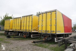 Wielton TRAILER PC-2 ISOTHERMAL CONTAINER BOX trailer used refrigerated