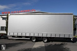 Plandex CURTAIN TRAILER 12 T PTL 18 trailer used tautliner