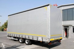 Tramp Trail TARPAULIN TRAILER 10 PH MEGA 7.7 M 4500 KG GVW trailer used tarp