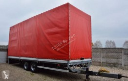 SAM TRAILER TARPAULIN CURTAIN 6.6 T trailer used tarp