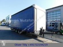 Fliegl TPS100*PlaneSpriegel*Schiebega re.&li.*7,3M trailer