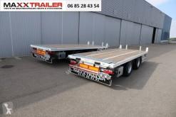 Lecitrailer flatbed trailer 2x dispo LIVRAISON Octobre 2020