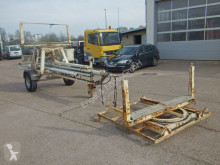 Auwärter NL 2.2 SFZ trailer used timber
