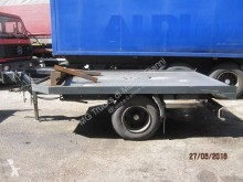 Hoffmann trailer used flatbed