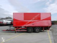 reboque Ackermann Z-PA-F 18 / 7.4 E Anhänger Schwenkwandkoffer/LBW