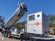 Menci CAPPELLOTT CAP2500 ADR Specjalistyczna autocysterna do przewozu trailer used tanker