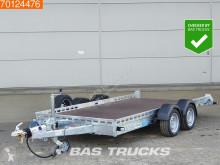 Remolque caja abierta Tohaco machinetransporter Luchtgeveerd 2700KG laadvermogen