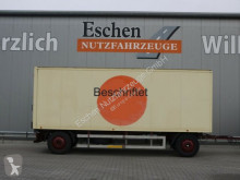 remorque Ackermann Anhänger Koffer, BPW, Blatt