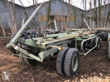 Lohr PLM19 trailer used hook arm system