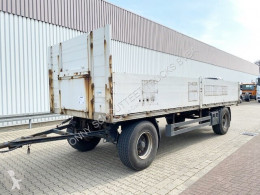 Meusburger flatbed trailer