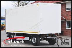 přívěs Schmitz Cargobull Wüllhorst, Isokoffer, Aluboden, LBW, Höhe 2600mm