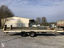 Louault RC14 trailer used heavy equipment transport