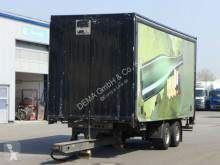 used Beverages box trailer