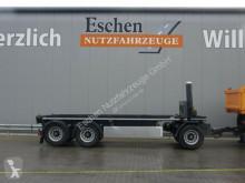 nc Eggers Kippchassis, Luft, BPW trailer