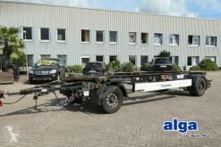 Remorque Krone AZ, BDF, 445/45 R19,5 Bereifung, Luft, Scheibe châssis occasion