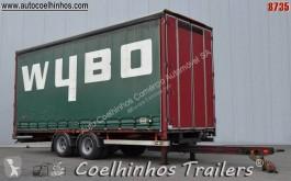 Rimorchio Van Hool 2K0021 Teloni scorrevoli (centinato) usato