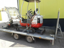 Hapert heavy equipment transport trailer