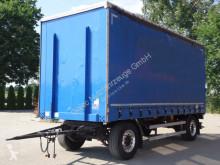 Dinkel tarp trailer DAP 18000 Pritsche + Plane Anhaenger
