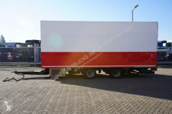 Burg mono temperature refrigerated trailer FRIGO TRAILER