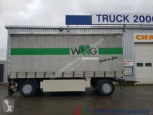 Krone ZA 18 Edscha Schiebeplanen Links+Rechts+ Verdeck trailer used tarp