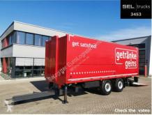 Dinkel beverage delivery flatbed trailer