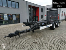 Krone ZZ / Lafette /SAF Achsen / German trailer used chassis