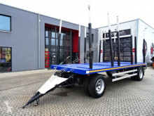 Timber trailer BEFA / EXTE - Rungen / 2 Achsen