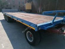 Viberti RIBASSATO TRASPORTO FIENO trailer used straw carrier flatbed