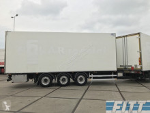 Van Eck wipcar koeler TRS Iceland -30 trailer used mono temperature refrigerated