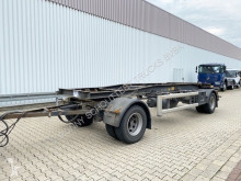 Aanhanger containersysteem HSA 18.65 Schlittenabroller HSA 18.65 Schlittenabroller
