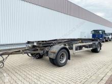 Przyczepa do transportu kontenerów HSA 18.65 Schlittenabroller HSA 18.65 Schlittenabroller