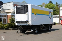 Ackermann trailer used multi temperature refrigerated