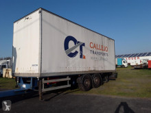 Samro box trailer FOURGON