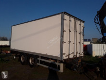 Lecitrailer box trailer FOURGON