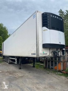 Samro trailer used refrigerated