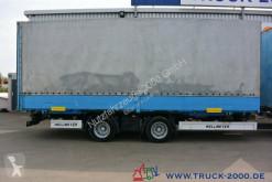 Chassis trailer Wellmeyer TWR 18-78 Inkl.52m³ Krone Brücke 1.Hd.
