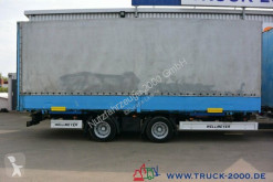 Wellmeyer TWR 18-78 Inkl.52m³ Krone Brücke 1.Hd. trailer used tarp