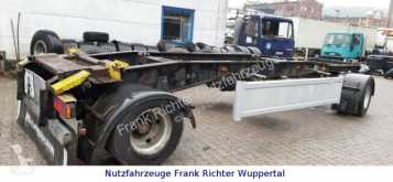 Hüffermann Abrollanhänger, TÜV bis 04/21 trailer used container