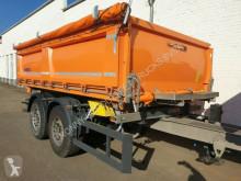 Schmitz Cargobull tipper trailer ZKI 18-4.9 18-4.9 Stahlbordwände, ca. 10,3 cbm
