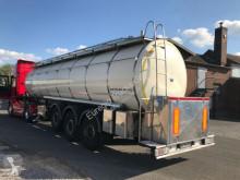 rimorchio Berger Lebensmitteltank-Kammer 31.000l/Pumpe /Heizung