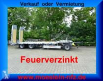 ремарке Möslein 3 Achs Tieflader- Anhänger, NeufahrzeugFeuerver