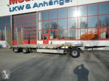 Möslein 3 Achs Tieflader- Anhänger, NeufahrzeugFeuerver trailer