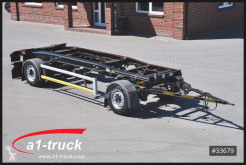Hüffermann hook arm system trailer