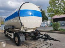 Spitzer 4-Kammer ALU-Lebensmittelsilo 2 bar 32.000 lit trailer used tanker