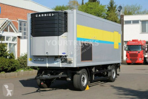 Rohr Carrier Maxima 1000/Strom/Rolltor/1587h trailer used refrigerated