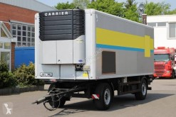 Ackermann trailer used mono temperature refrigerated