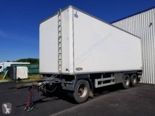 Chereau insulated trailer