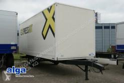 Remolque furgón Saxas AKD 73-5-Z/neuwert. Zustand/nur ca. 60 Tkm.!